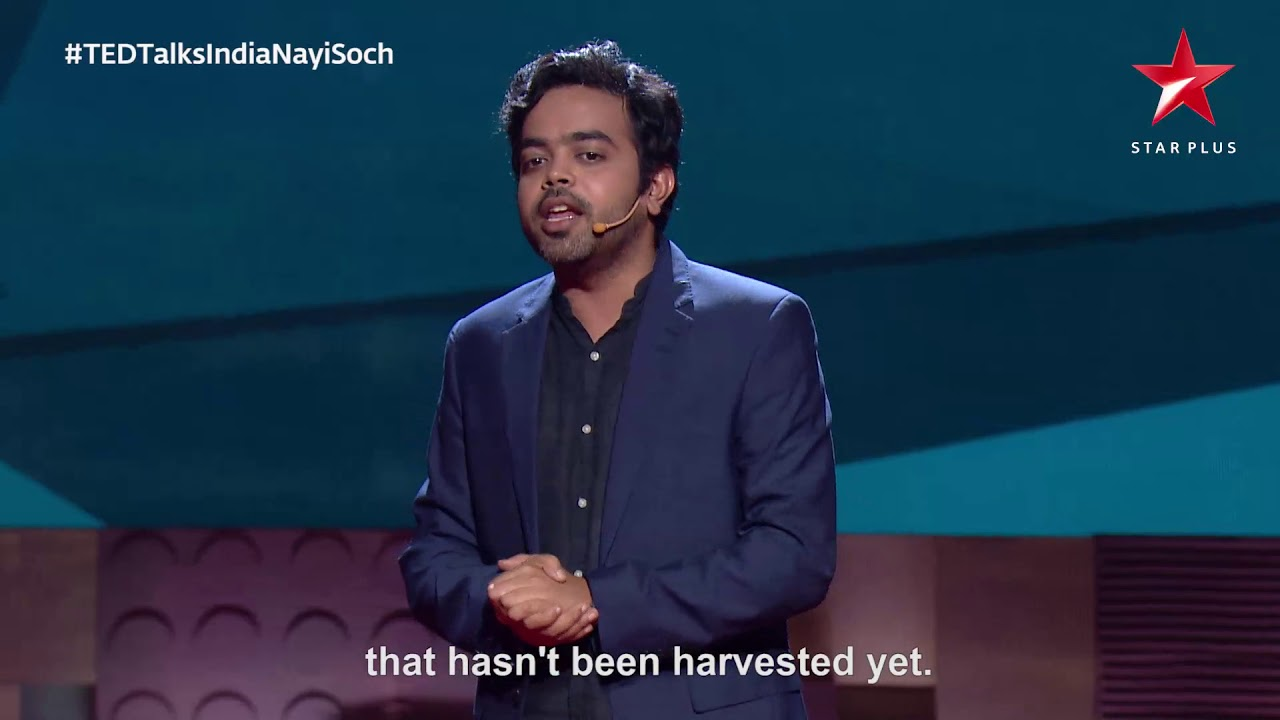 TED Talks India Nayi Soch | Reimagine Pollution