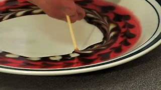 Cooking with Johan - Plate Painting