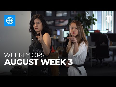 Weekly Ops: Double Trouble!
