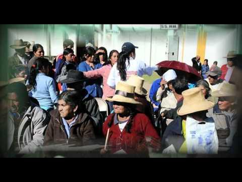 Generosidad Andina Hospital Santiago de Chuco
