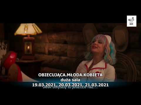 Zapraszamy do kina MUZA we Włoszczowie. Repertuar kina od 19.03.2021 do 21.03.2021