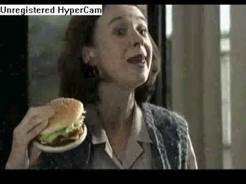 Burger King Angry Whopper - UK TV Advert (2009)