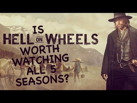 Hell on Wheels TV Review - Entire Series - JBGReviews
