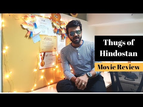 Thugs of Hindostan Movie Review By RJ Harshil | Amitabh Bachchan | Aamir Khan