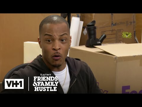 T.I. Has A Meeting With His Publicity Team About The Blog Rumors | T.I. & Tiny: The Family Hustle