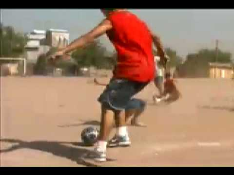 Banned Nike Soccer Add Football freestyling