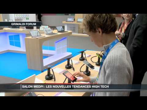 Les nouvelles tendances High Tech au salon MEDPI