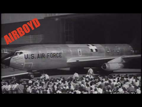 On July 18th 1956 Boeing's 1st...