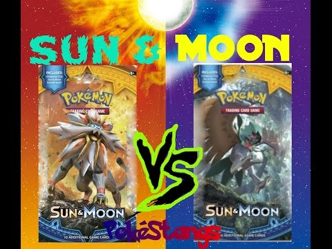 SUN AND MOON  Pokémon HIS VS HERS MUST WATCH
