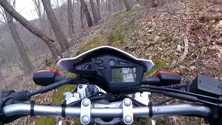 10. Trailblazing with Yamaha XT250