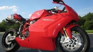 8. 2005 Ducati 999S US03157X