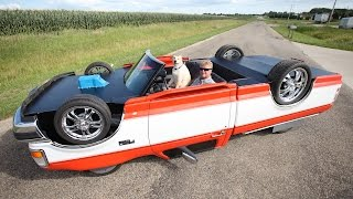 Mechanic Constructs Drivable