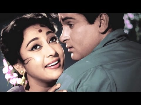 Video Mujhe Kitna Pyaar Hai, Lata Mangeshkar, Mohammed Rafi, Dil Tera Deewana, Romantic Song in Colour download in MP3, 3GP, MP4, WEBM, AVI, FLV January 2017