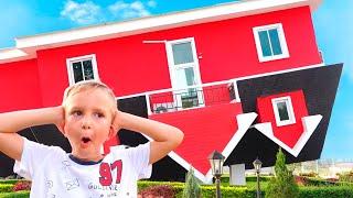 Video Vlad and Nikita new Playhouse for children MP3, 3GP, MP4, WEBM, AVI, FLV Februari 2019