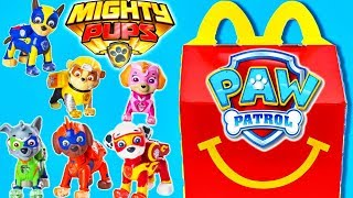 Nonton Paw Patrol Mighty Pups Movie Toys Mcdonalds Happy Meal Superhero Toy  Film Subtitle Indonesia Streaming Movie Download