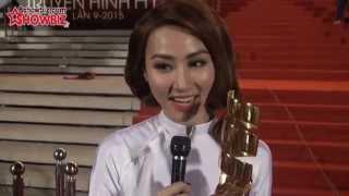 Hậu Trường Sau Lễ HTV Award Lần 9 Và Cảm Nghĩ Của Các Sao đoạt Giải