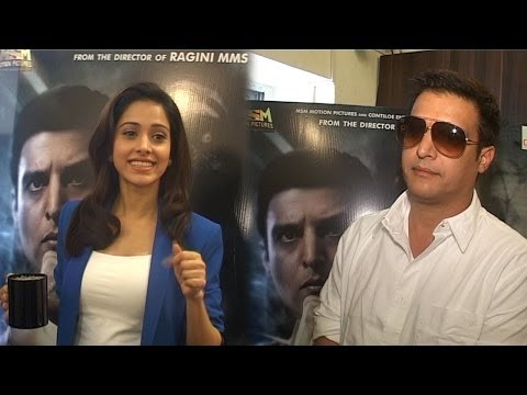 Interview With Jimmy Shergil & Nushrat Bharucha For Movie Darr @The Mall