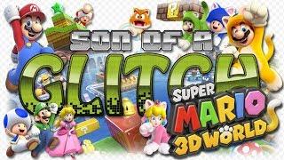 Video Super Mario 3D World Glitches - Son of a Glitch - Episode 87 MP3, 3GP, MP4, WEBM, AVI, FLV Juni 2019