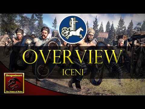Iceni | Faction Overview | Total War: Rome II
