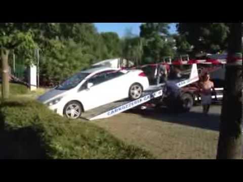 Arriva il Luna Park, rimosse decine di auto dal parcheggio