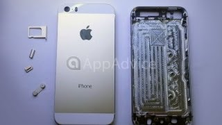 Gold IPhone 5S And IPhone 5C Durability