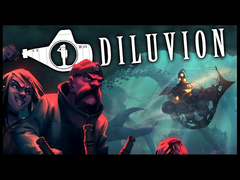 DILUVION - Первый заплыв