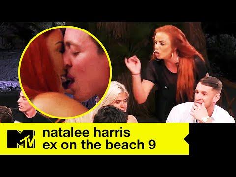 """I'll Mug That Slag Off!"" The Valleys' Natalee Harris' Biggest Moments | Ex On The Beach 9"