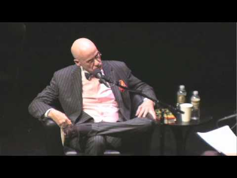 Talking Volumes: James Ellroy on reading aloud