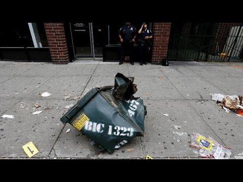 ΗΠΑ: «Τρομοκρατική ενέργεια» η έκρηξη στο Μανχάταν
