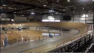 Mattamy National Cycling Centre in Milton