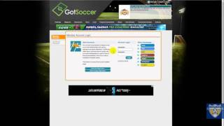 Introduction to the series of videos, and how to log in to gotsoccer as a Division Director.