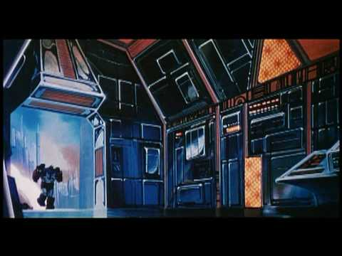 Transformers The Movie 1986 Trailer Animation
