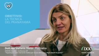 Dott.ssa DORIA - Yogaterapia
