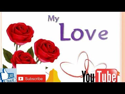 Express love to ur Gf  Expressing love SMS watsapp status video