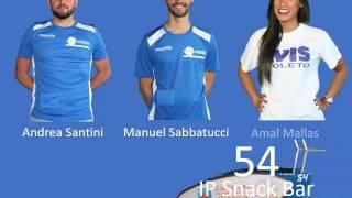 #vaporetti2017 Equipaggio N°54 IP Snack Bar