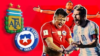 A World Cup without Lionel Messi & Sergio Agüero or Alexis Sanchez & Arturo Vidal?? It could happen. Here's how the Chile-Argentina rivalry has reached a ...
