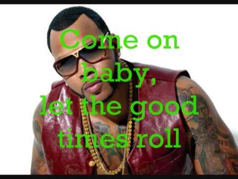 Let it roll - Flo Rida - lyrics (original)