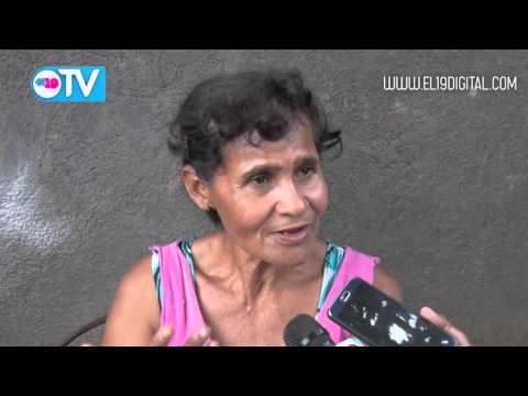 Alcaldía de Managua atiende a familias afectadas por recientes lluvias
