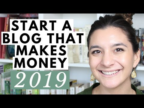 Starting a Blog in 2019 That Actually Makes Money Tips for Beginners
