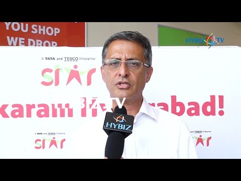, Jamshed Daboo-Star Hyper Market now @ Hyderabad