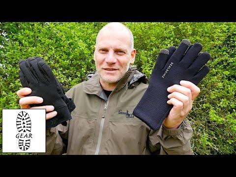 """Handschuhe """"Dragon Eye Glove"""" & """"Ultra Grip Glove"""" von Sealskinz"""