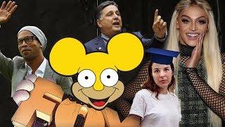 Fábio Rabin - Disney compra FOX / Pabllo Vittar /  Ronaldinho / Política