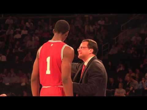 Noah Vonleh and Troy Williams Make Statement at the Garden