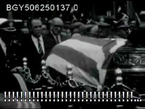 VIDEO-MUERE EL PRESIDENTE GENERAL OSCAR GESTIDO AÑO 1967-MONTEVIDEO URUGUAY