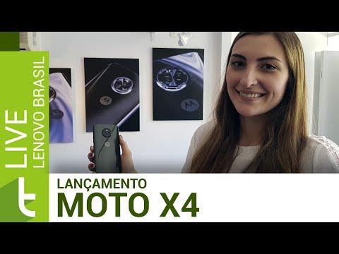 Tudocelular - Evento de lançamento do Moto X4 no Brasil