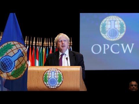 OPCW darf Täter von Chemiewaffen-Angriffen benennen
