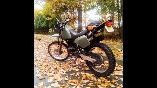 2. 2006 Suzuki DR200SE - Bike Ride Through Town - NJBIKELIFE