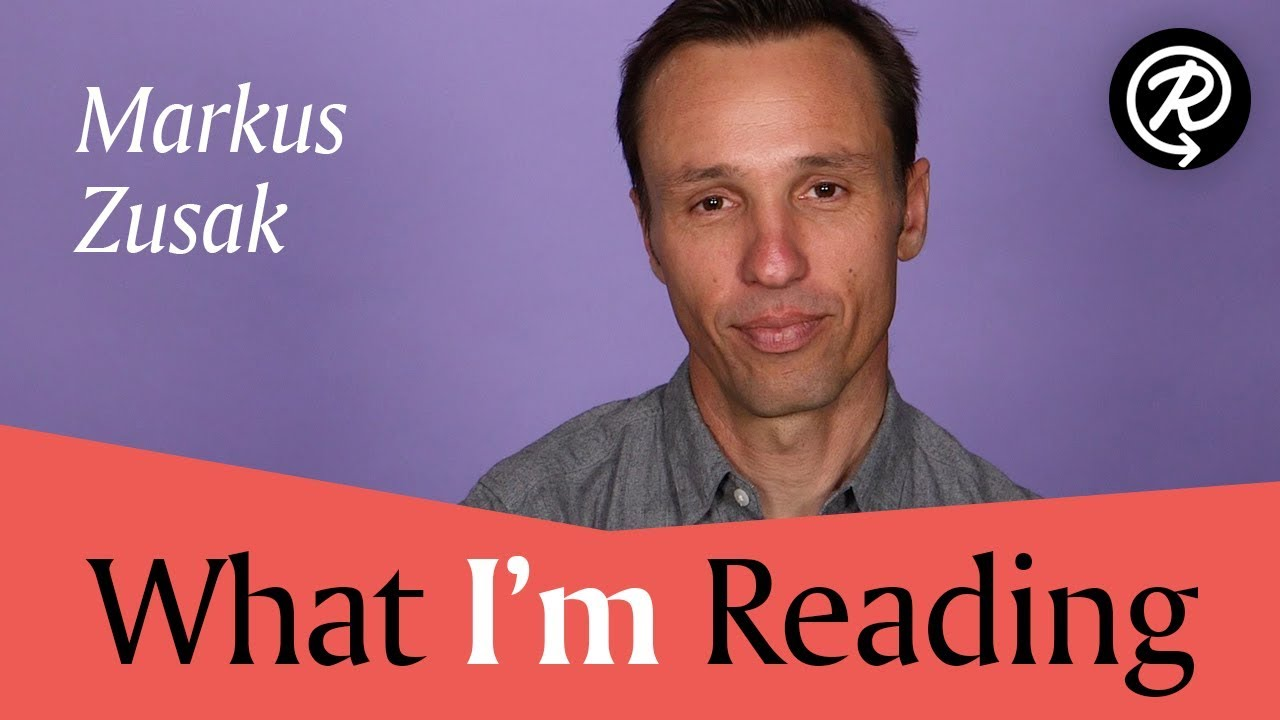 What I'm Reading: Markus Zusak