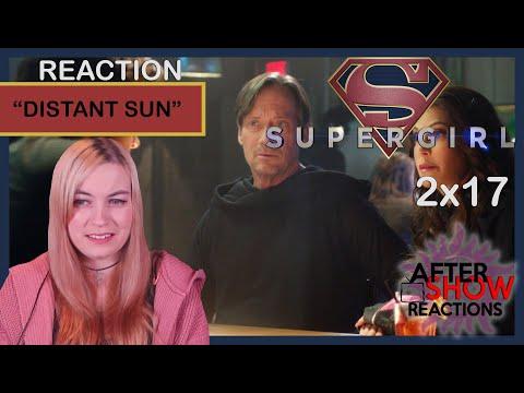 """Supergirl 2x17 - """"Distant Sun"""" Reaction Part 2"""