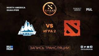 Iceberg vs Team IDC, DAC NA Qualifier, game 2 [Mila, Inmate]